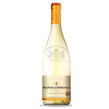Baron d'Arignac Medium Sweet White