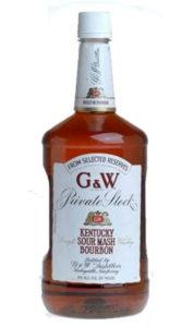 Laird Sour Mash Bourbon