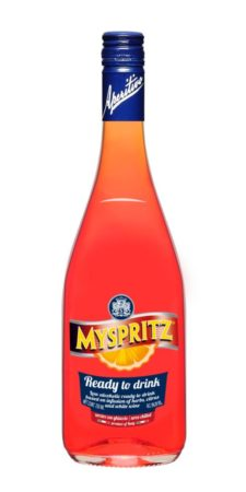 MySpritz RTD Bottle Shot