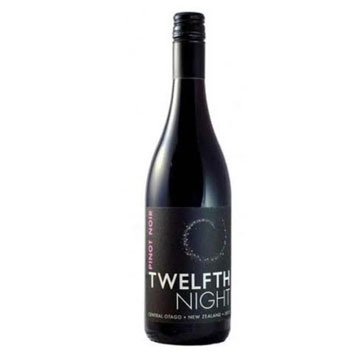 Twelfth Night 2013 Pinot Noir