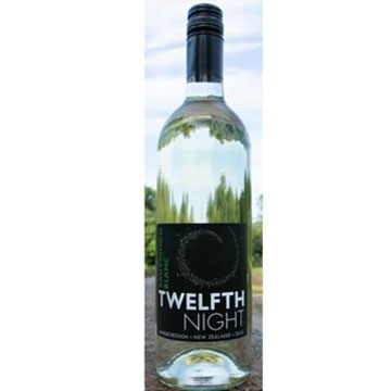 Twelfth Night 2015 Sauvignon Blanc