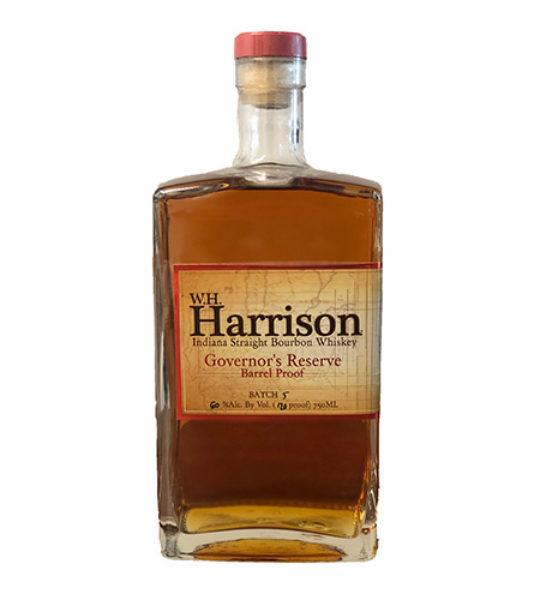HarrisonGovernorsReserve