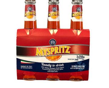 MySpritzCluster